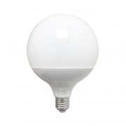 LED bulb 18W G125 big E27 screw-Globe