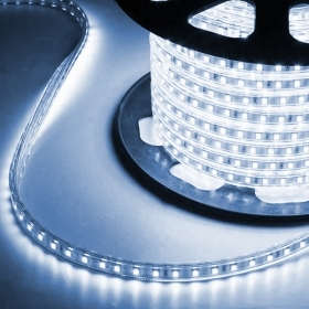 Kit Led Strip 220V 1m 2m 3m 4