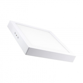 Plafoniera LED 24w 300x300mm applique quadrata da muro, soffitto P3-Q24W