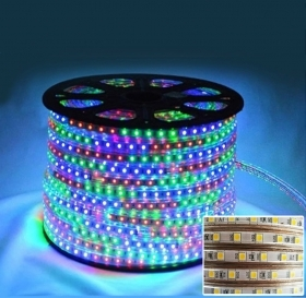 Bobina 50 m striscia LED RGB s