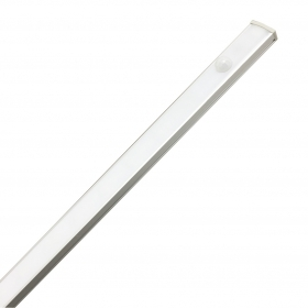 LED profile with LED strip 12v