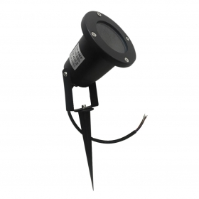 Portafaretto LED spike GU10 lighting external spotlight excluded