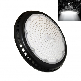 Lighthouse Led Industrial Sheds 200W Round Disc bell le