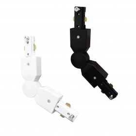Connector Pluridirezionale for Binary-PHASE Led Color White/Black