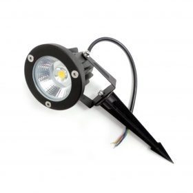 Led spotlight picket 6w outdoor Cob with bracket F16-COB6W Silamp