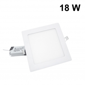 Spotlight, Led recessed 18W sp