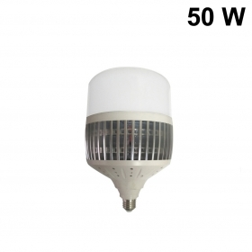 LED bulb big E27 with cooling