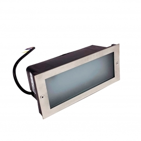 Spotlight path light LED 10w Rectangular wall recessed smd 2835 FC3-10W