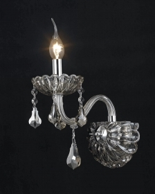 Wall lamp Applique clear Crystal glass 2008-1