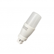 LED bulb cylinder PL9A 9W G24 attack 2-pin L87-9W