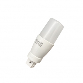 Bombilla LED cilindro PL9A 9W G24 a