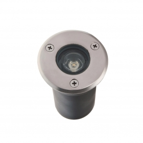 Spotlight 3W LED floor recessed indoor and outdoor spotlight led outdoor