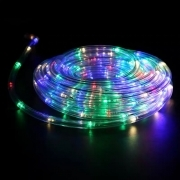 Coil 10/20 m TUBE LED light MULTICOLOR 220v IP65 LEDTUBO-MULTICOLOR