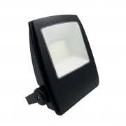 LED floodlight 45W IP65 for outdoor lighting and Black interior FL8-45W