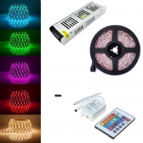 Striscia LED RGB 12V 5m 60 W s