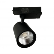 Spotlight White LED track 30W single-Phase faro super compact COB FB-22-30W