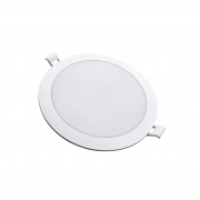 Downlight recessed LED 12W 220v round diameter 115mm driver integrated DL4