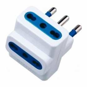 Plug Adapter Triple From The C