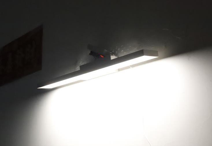 B69 12w applique led lampada led da parete 12w quadro bagno