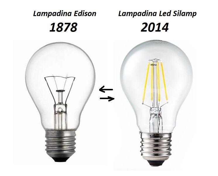 BUL-6W - Offerte lampadine LED SILAMP - - Lampadine LED e27 6w ...