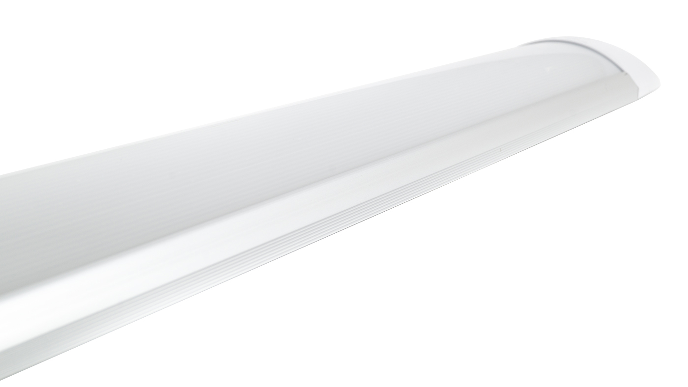 Plafoniera Neon Led 150 Cm : Ceiling light led 150cm 48w 220v smd p25