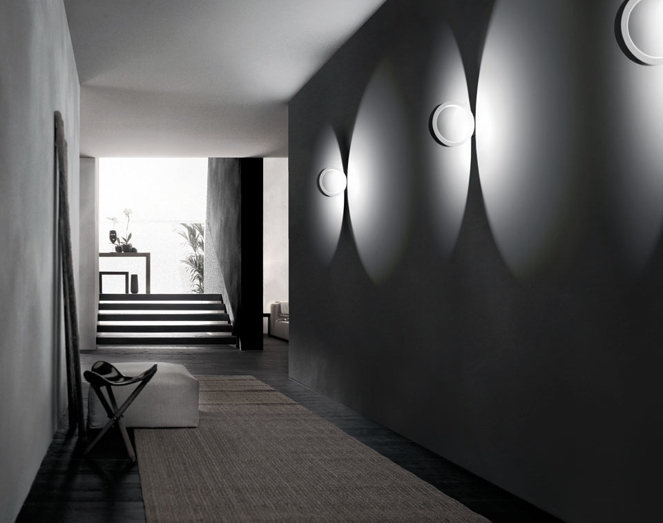 B w applique led lampada led w applique da parete