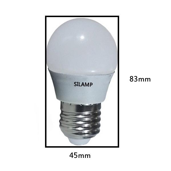Le27 1 6w offerte lampadine led silamp lampadina a for Offerte lampadine led